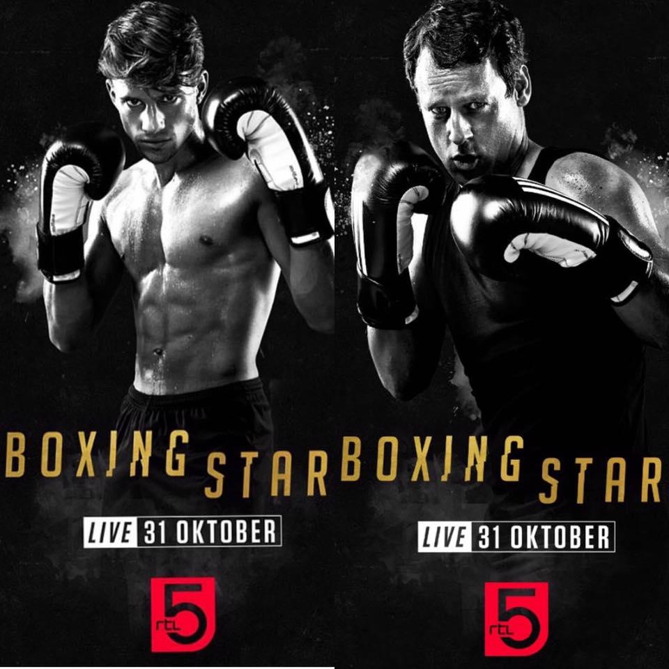 Boxingstars promo